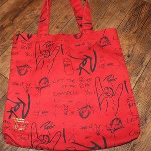 Handbags - Bullet for My Valentine Tote Bag